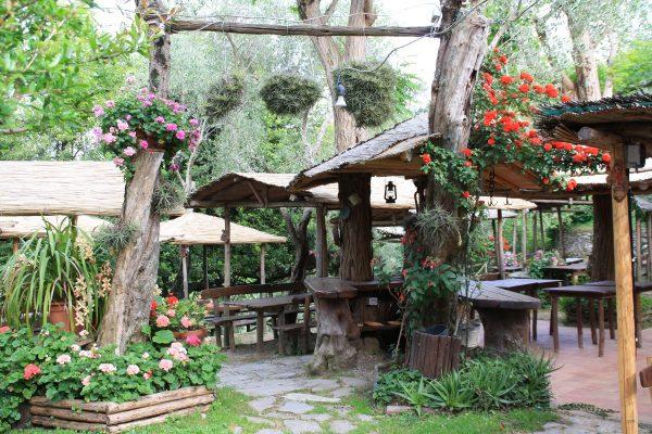 giardino la vedetta